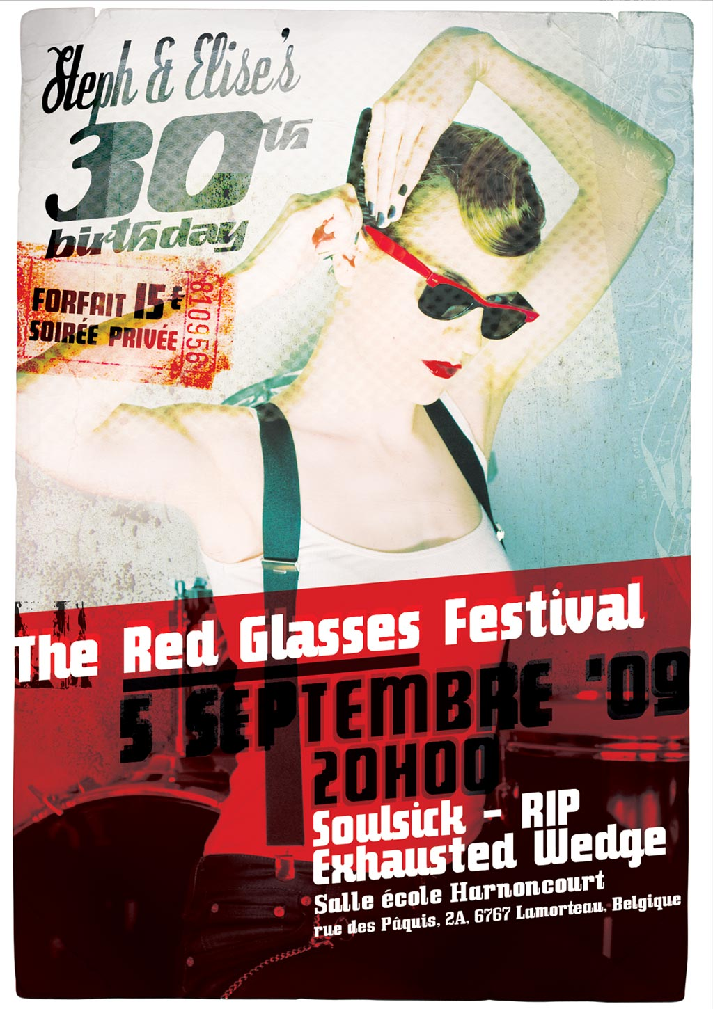 Red Glasses Festival