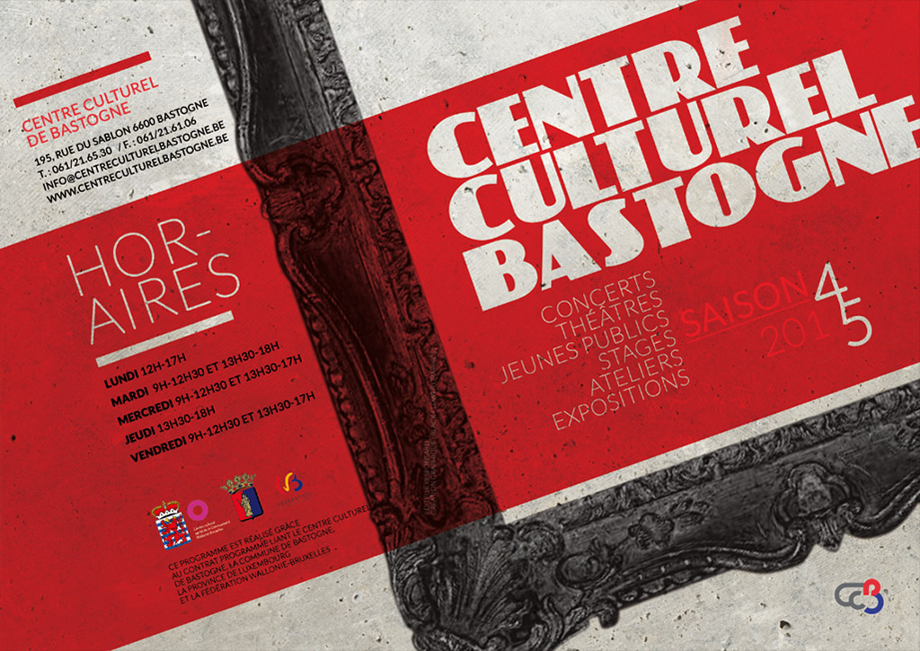 Centre Culturel Bastogne
