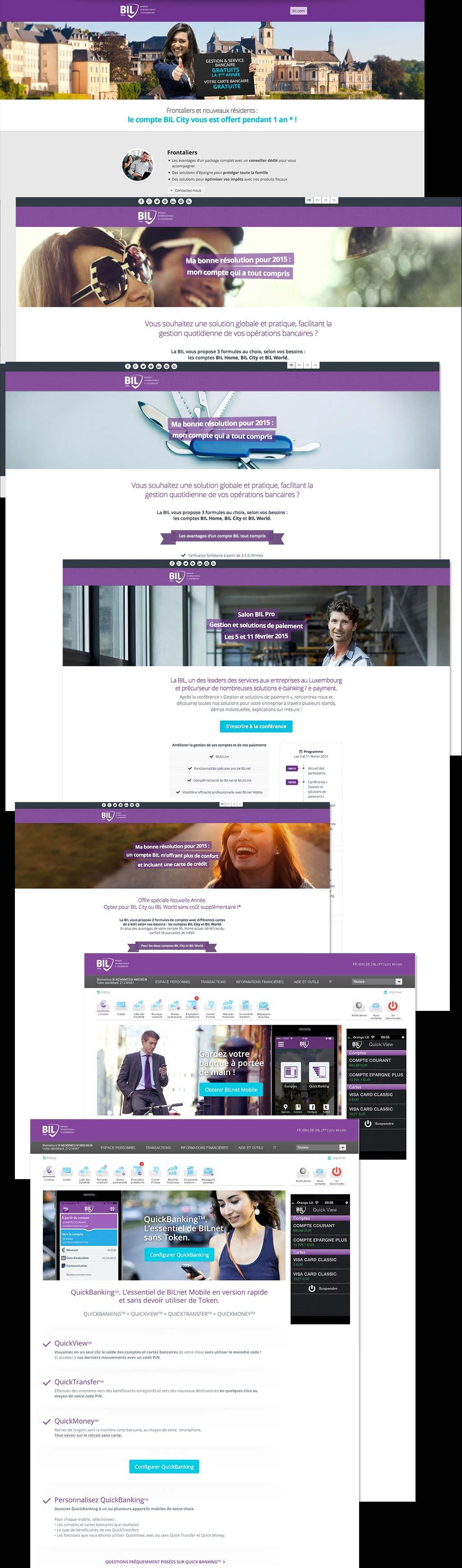 BIL Campagnes digitales